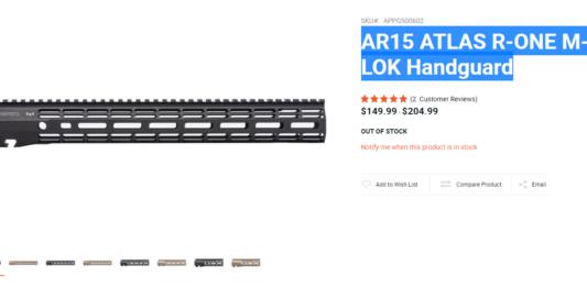 Aero Precision: AR15 ATLAS R-ONE M-LOK Handguard Review