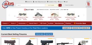 Buds Gun Shop