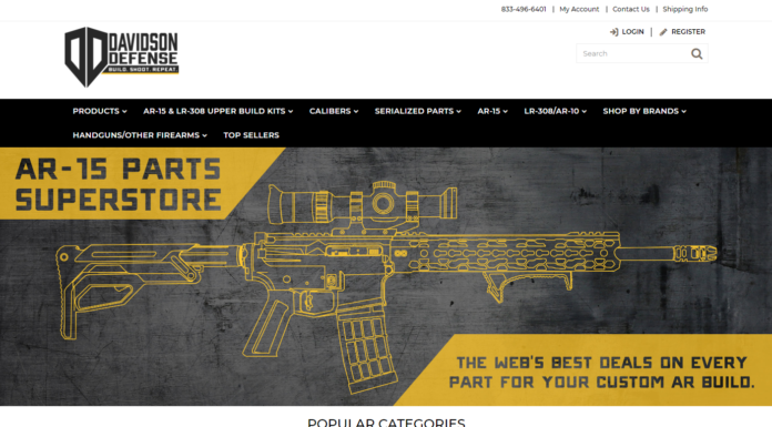 Davidson Defense: AR9 Pistol Build Review