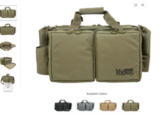 Midway USA AR-15 Tactical Range Bag Review