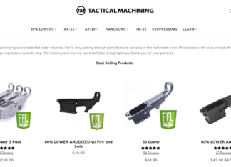 Tactical Machining Review