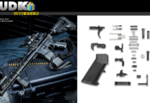 AR-15 RIFLE BUILD KIT