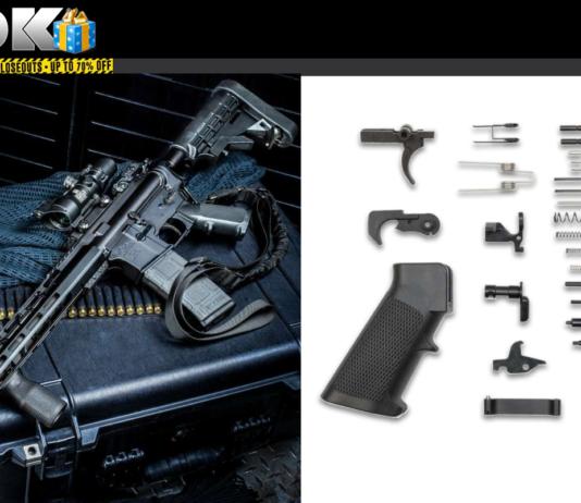 AR-15 RIFLE BUILD KIT