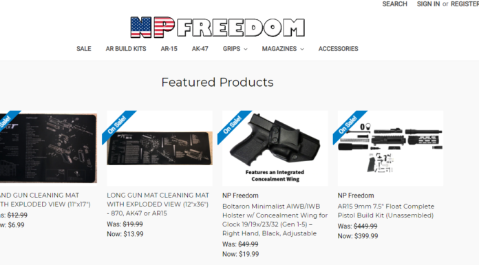 NP Freedom Ammo Can Magnetic Stencils Review