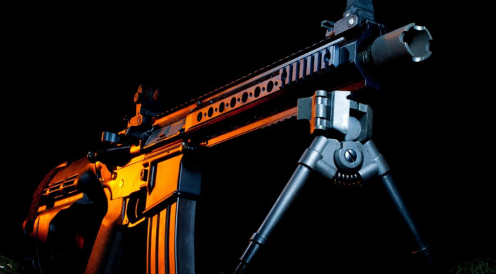 What is a .300 Black out Upper?